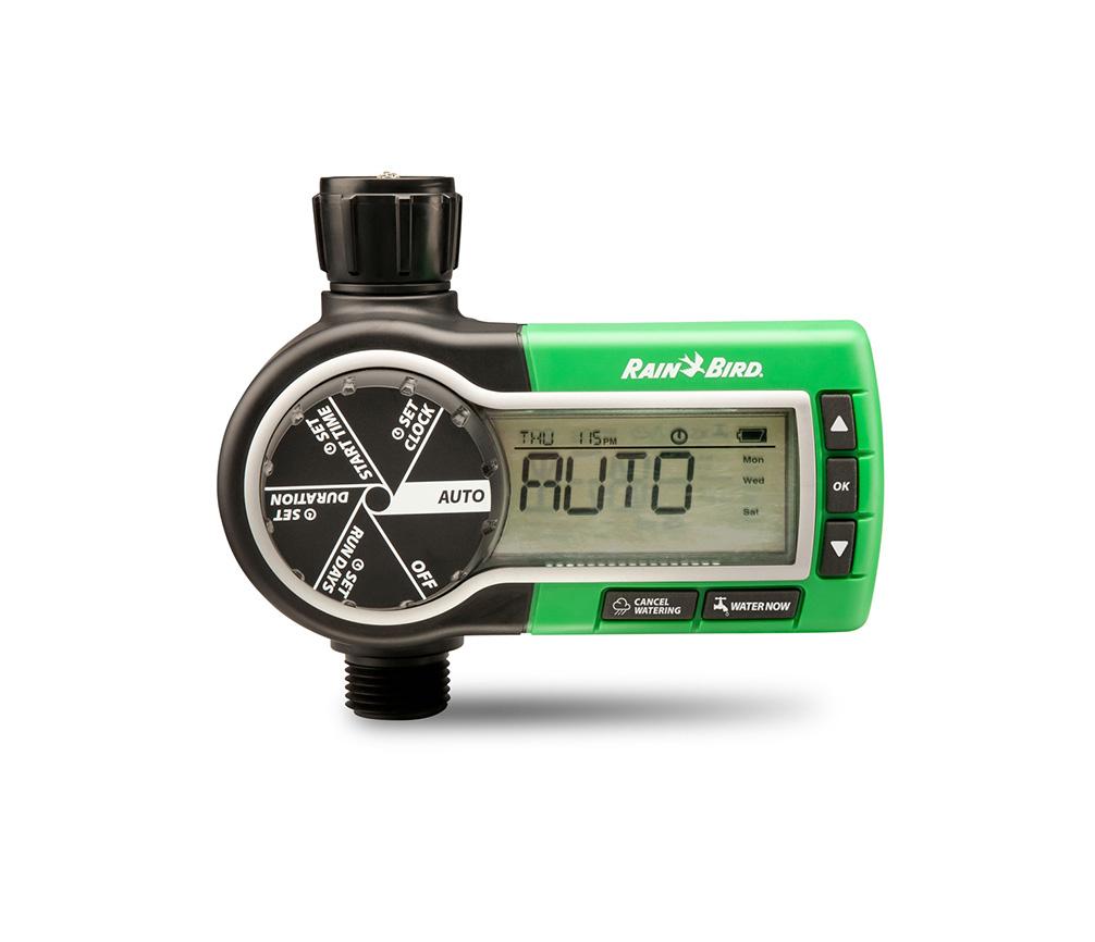 Automatický časovač pre zavlažovací systém
